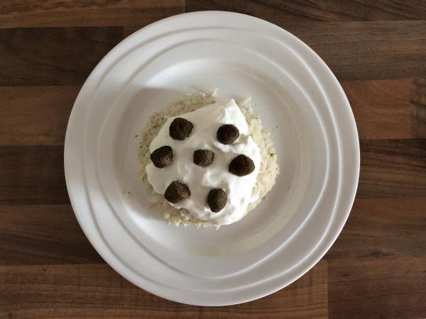 Silvestrski zajtrk za vašega kužka