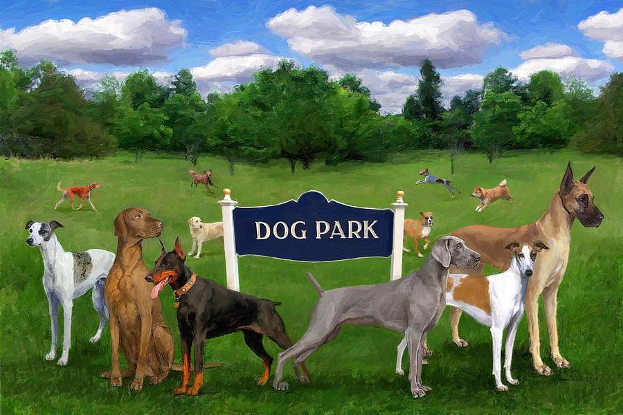 Ljubljana odprla nov pasji park