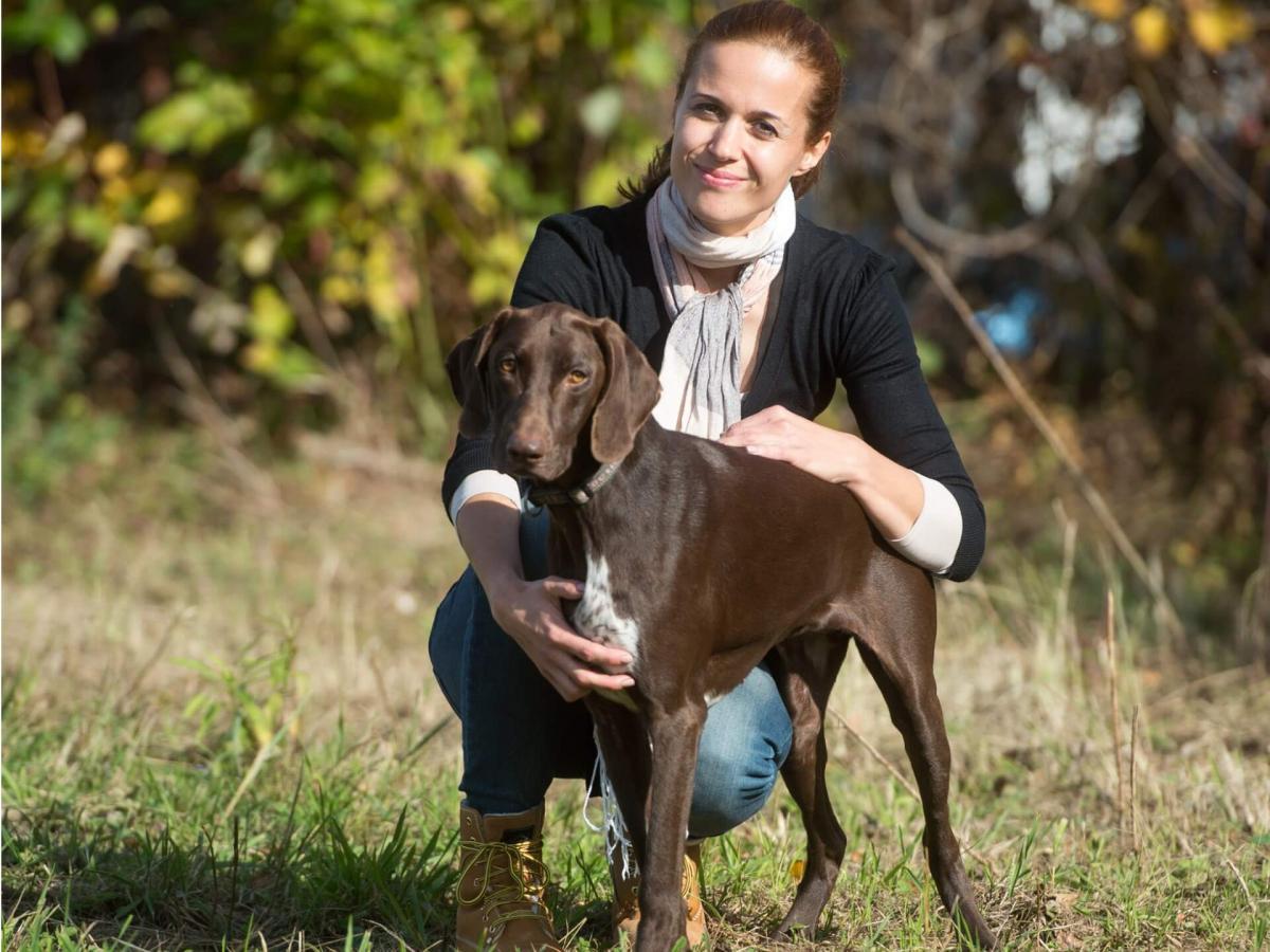 Intervju z Majdi Kosi: Ustanoviteljico Naravno zdrav pes