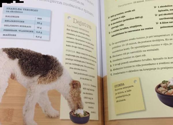 Zdrava pasja kuharica