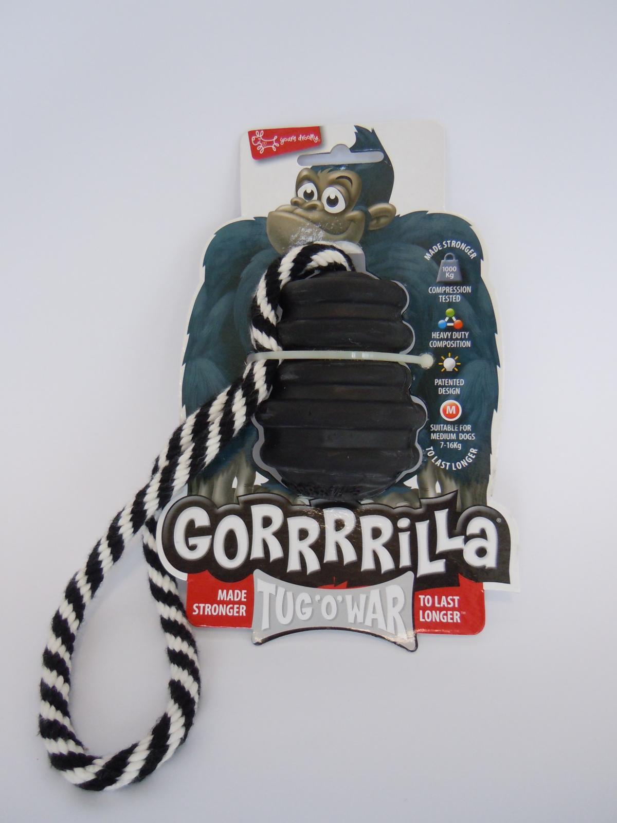 Gorrrrilla