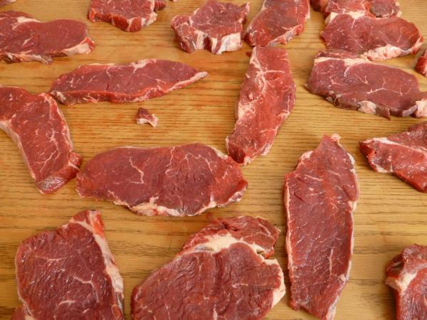 Recept: mesno zelenjavne barf kroglice