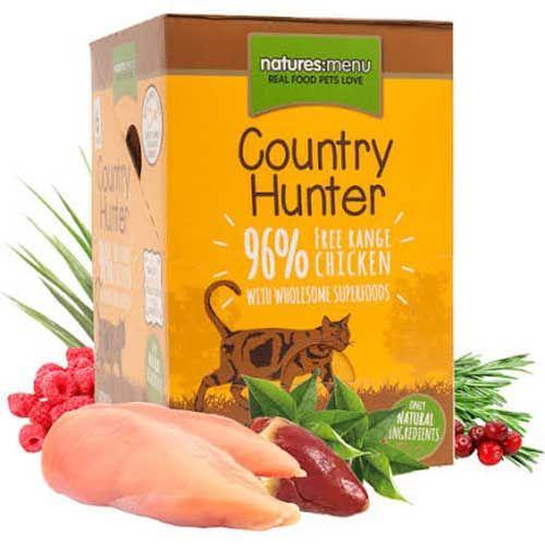 Country Hunter hrana